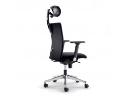 Paro Business Chair with Ergonomic Headrest