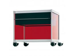SEC Trolley - shelves + 1 drawer