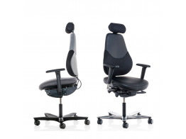Flo High Back Office Chairs FLO-HBAH