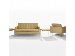 Florence Knoll Sofa and Armchair