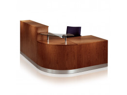 Fusion Reception Desks