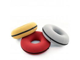 Giant Donut Poufs