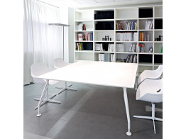 Glamour Square Meeting Room Table