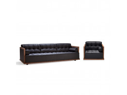 Hanedan Executive Sofa and Armchair