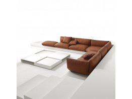 Jalis Sofa by Jehs and Laub
