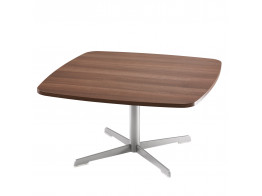 Kala Tables with Walnut Squarial Top