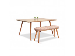 Lacey Table And Bench