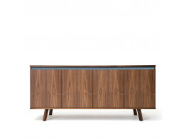 Martin Credenza Storage Unit With Blue Shadow Gap