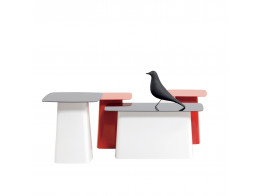 Metal Side Table from Vitra