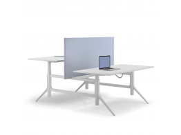 NoTable Height Adjustable Bench Desk