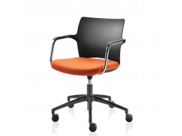 One Meeting Swivel Chair by Connection