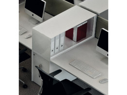 Vertical File Open Desk Storage