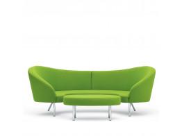 Orgy Sofa and Ottoman