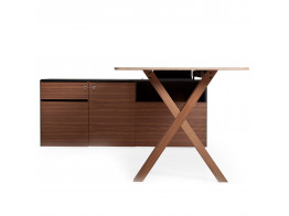 Partita Wooden Office Desk