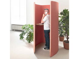 Nucleo Phone Booth 1