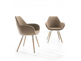Reflex Wood Armchairs