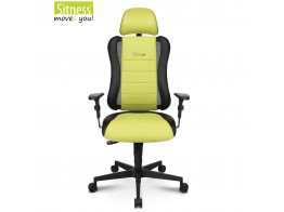 Sitness Racer Chair In Green