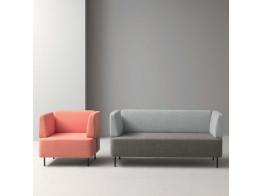 Nucleo Armchair & Sofa 1