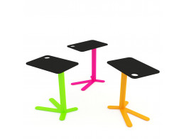 Space Chicken Laptop Tables