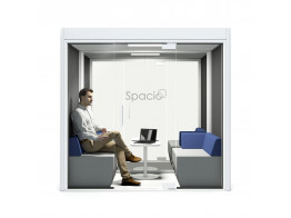 Spacio Double Lounge Pods
