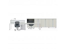 Spin Modular Desking System