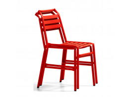 Straw Stacking Chair O35