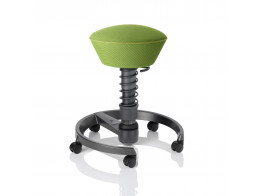 Swopper Air Stool with wheels