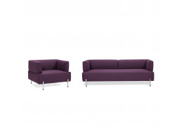 Tellasmar Sofa and Armchair