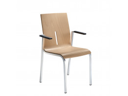 Vent Stacking Armchair MVN2A