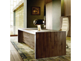 Vogue Rectangular Executive Desk