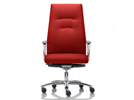 Youster Executive Chair with high backrest and integrated headrest