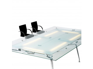 Ahrend 1200 Glass Tables