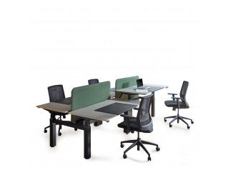 Bestuhl Sit-Stand Bench Desk