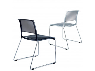 Aline Skid Base Chairs