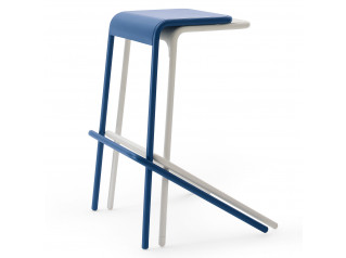 Alodia Stackable Cantilever Stool