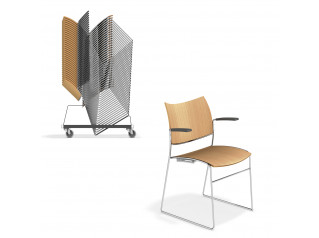 Apres Stack Chair