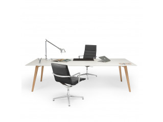 Bevel Office Table