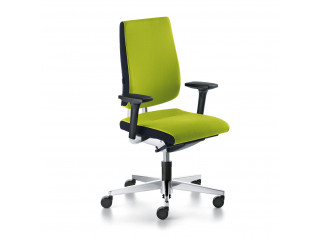 Black Dot Task Chairs