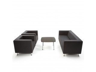 Blok Sofa and Armchair
