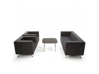 Blok Sofa and Armchair