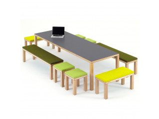 Bosa Tables and Benches