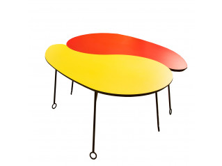 BuzziVirgule Table