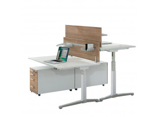 Canvaro Sit Stand Desk