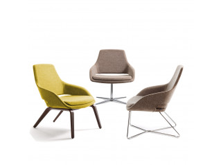 Captain Lounge Chairs