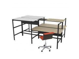 DAN Modular Desk System
