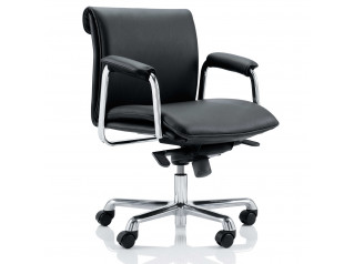 Delphi Low Back Meeting Chairs