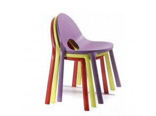 Drop Stacking Chair