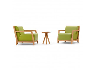 Edgar Armchair and Sofa