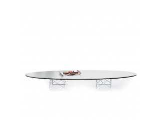 Elliptical Low Coffee Table ETR