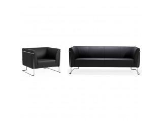 Flamingo Sofa and Armchair